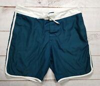 Gap Board Shorts Size Large Bluish Green Mens Board Shorts / Swim Trunks