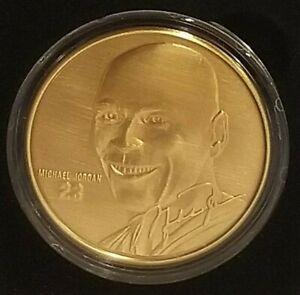 Michael Jordan Highland Mint Elite Medallion Lot of 3 Consecutive Serial Numbers