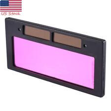 4 14 X 2 Durable Solar Automatic Darkening Welding Eyes Lens Filter Shade Us