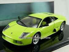 LAMBORGHINI MURCIELAGO SPORTS CAR MODEL 1/43RD SUPERCAR GREEN EXAMPLE T3412Z /=/