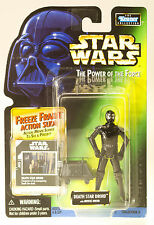 Exclusive MOC STAR WARS Death Star Droids & Mouse Droid POTF Freeze Frame Figure