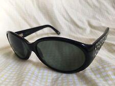 Lulu Guinness Bea Black RX Sunglasses 56 16 130