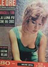LE ORE N.270 1958 ADELAIDE ZOFFILI LEGGE MERLIN