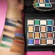 Okalan Pressed Pigment Palette Shimmer Mattes Pigmented Eyes Eyeshadow Dupe