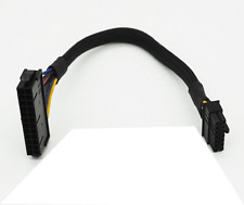 F19808 24 Pin to 14 Pin PSU Main Power Supply ATX Adapter Cable for Lenovo IBM