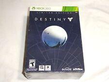 NEW Destiny 1 Limited Edition XBox 360 Game SEALED LE SteelBook Big Box US NTSC