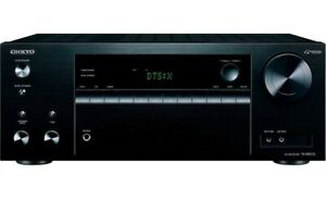 Onkyo TX-NR575 Channel Home theater 4K HDR AV Receiver (Tested; works great)