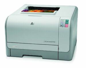 HP Colour LaserJet CP1215 USB Desktop A4 Colour Laser Printer + Warranty