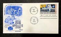 US C76 First Man Moon Landing Space Apollo11 Armstrong Astronaut NASA July 1969
