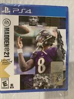 Madden NFL 21 - Deluxe Edition for PlayStation 4 *BRAND NEW/SEALED*