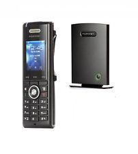 Fortinet Fon-870i FortiFone Fon-870i Cordless Phone Complete w Base Cradle Power