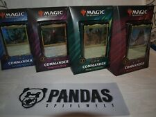 MtG Magic the Gathering Commander 2019 Deck