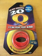 NEW & SEALED The Next Generation 20Q 20 Questions Game Handheld Electronic Red
