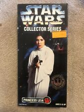 1996 Star Wars Collector Series Princess Leia 12 Inch Action Figure New In Box