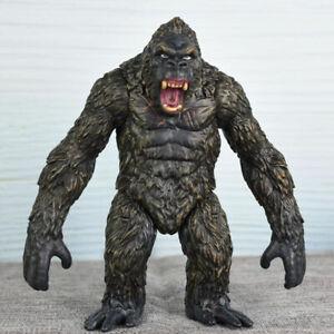 """7"""" KING KONG monster action figure toy Godzilla vs Skull Island rodan versus"""