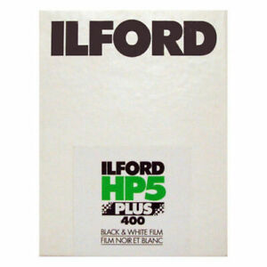 Ilford HP5 Plus 400 Black & White 4x5 inch Large Format Film