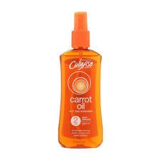 Calypso Deep Tan Carrot Oil Spray SPF 2 200ml