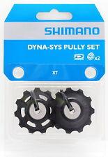 Shimano XT XTR SLX RD-M773/M786/78x/M663/M98x Rear Derailleur Pulley Set, READ