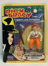 Dick Tracy Sam Catchem Coppers and Gangsters - Playmates Moc Figure