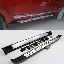OE Aluminum Running Board Side Step Nerf Bar Platform For 06-12 Toyota Rav4