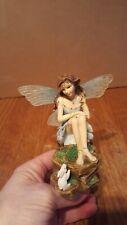 Faerie Glen Meadowshine (Night Light) Fairy. (2008). Serial# Fgn58078. Nib.