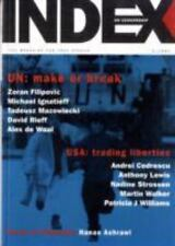 Index on Censorship October 1995: Where Are We Now? : Women at the End of the Ce