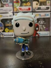 Funko Pop! Rick & Morty Young Rick #305 Hot Topic Exclusive OOB Out of Box Loose