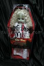 Living Dead Dolls Claret Winter Series 19 Variant Open Signed Vampire sullenToys