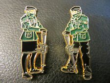 Irish Republican -1981 Patriot Dead Guard Of Honour - Pin Badge Set