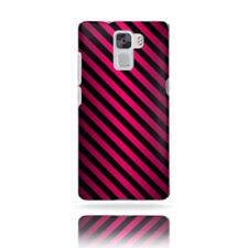 Cover e custodie plastici neri modello Per Huawei Honor 7 per cellulari e palmari