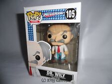 Figurine - Pop! Games - Mega Man - Dr Wily - Vinyl Figure - Funko
