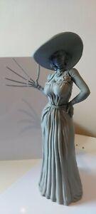 Resident evil village 3D printed Figure Lady Dimitrescu (MODEL 1)