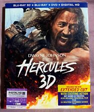 """""""Hercules"""" (Blu-ray/DVD, 2-Disc Set, Unrated Includes Digital Copy+Slipcover)"""