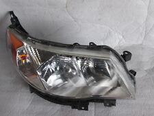 Subaru Forester Headlight Front Headlamp 09 2010 Factory Original OEM