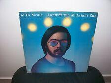 AL DiMEOLA - LAND OF THE MIDNIGHT SUN  ( vg++ )