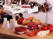 Weston Rapid Patty Maker Hamburger 07-0901-W Press Meat Grinder Stuffer