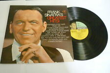 FRANK SINATRA - Greatest Hits - 1970's UK Reprise label 12-track Stereo LP