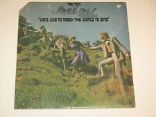 THE NEW SEEKERS we'd like to teach the world to sing Lp RECORD SEALED