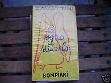 ZAVATTINI,IO SONO IL DIAVOLO,Bompiani 1941 -  I ed