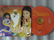 CD-SHANKARA-INDIAN LOVE-SANKITH-G.PADEY/H.HAMDI-MUSIC INDE-(CD SINGLE)99-2 TRACK