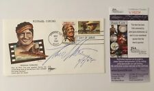 Michael Cimino Signed Autographed First Day Cover JSA Certified Deer Hunter
