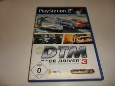 PlayStation 2  PS 2  DTM Race Driver 3