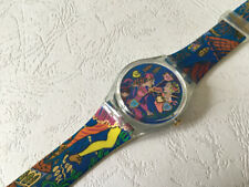 """Vintage Swatch from 1996 : """"Romeo & Juliet"""" ( GN162 ) - never worn"""