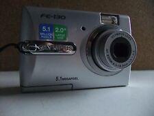 Olympus FE FE-130 5.1MP Digital Camera - Silver