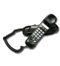 Cortelco Itt-6150-Bk 615000-Voe-21M Trendline Corded Trimline Desk Phone Black