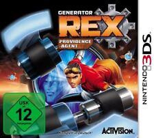 Generator Rex Nintendo 3ds Nip
