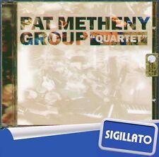 "PAT METHENY GROUP "" QUARTET "" CD SIGILLATO 1996 GEFFEN"
