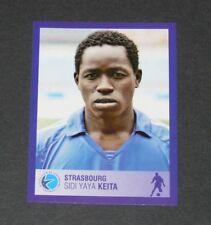 N°419 KEITA RC STRASBOURG MEINAU PANINI FOOTBALL FOOT 2006 2005-2006