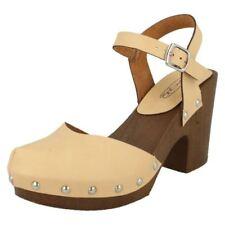 36 Scarpe da donna blocchetti cinturini alla caviglia