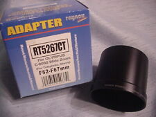Olympus/Raynox Adapter RT5267CT f. OLYMPUS C-8080 Wide Zoom NEW in orig. Packing
